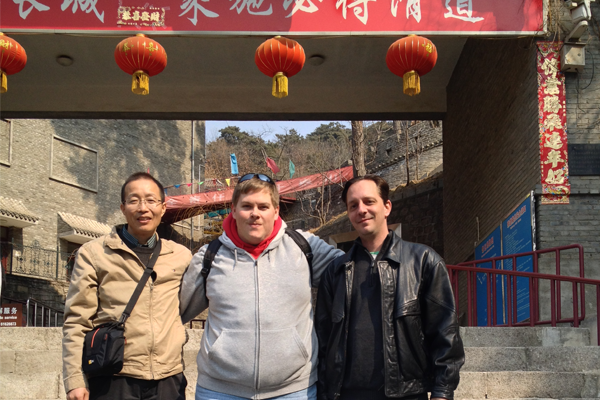 PMBA's in China: Matt's Adventures