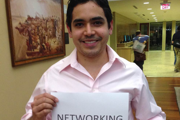 81. Freeman Means Networking: Rodolfo San Martin (PMBA)