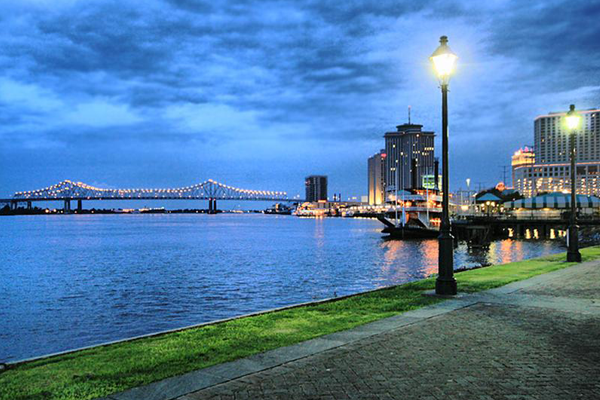 New Orleans Ranked as America's #1 Brainpower City